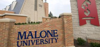 Malone Campus Photo