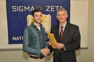 Neumann University Gamma Iota Induction Ceremony