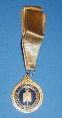 Sigma Zeta Honors/Graduation Medallion