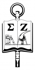 Sigma Zeta Key - High Res PNG