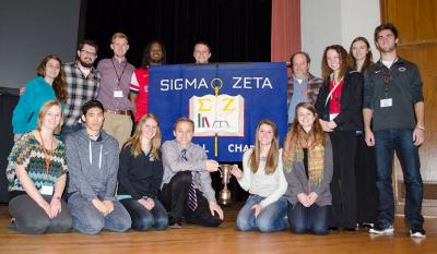 Gamma Gamma Chapter 2015 Founders' Cup Award
