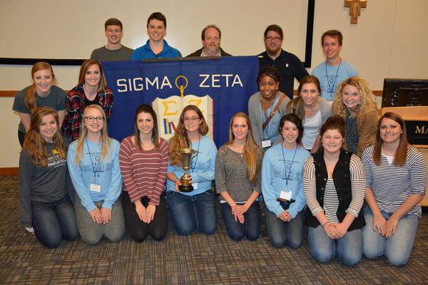 2017 Founders' Cup Award Chapter Photo